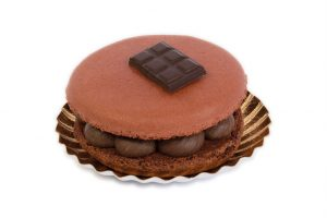 Grand Macaron Chocolat