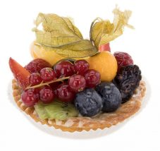 TARTELETTE FRUITS DE SAISON